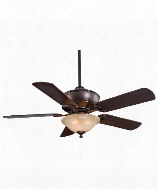 Bolo 3 Light Ceiling Fan In Dark Brushed Bronze
