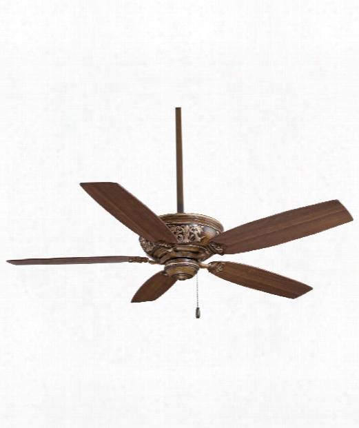 Classica Ceiling Fan In Belcaro Walnut