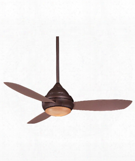 Concept I Wet Outdoor Ceiling Fan In Oil Rubbed Bronze