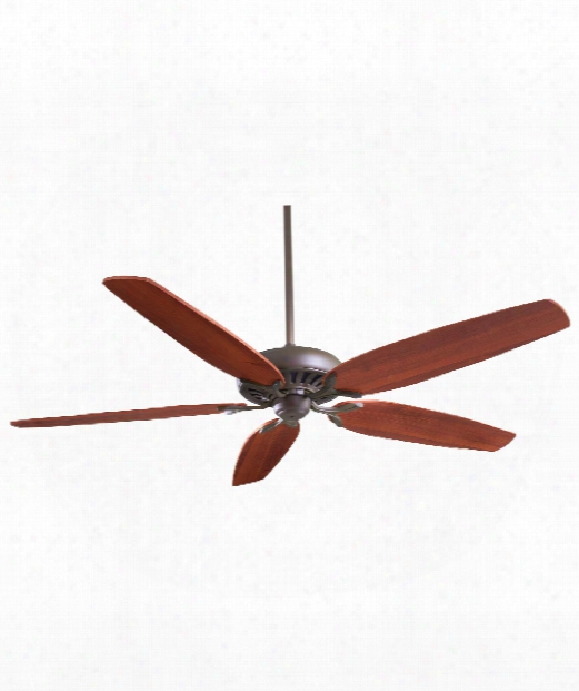 Great Room Traditional Ceiling Fan In Oil Rubbed Bronze