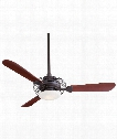 Acero Ceiling Fan in Oil Rubbed Bronze