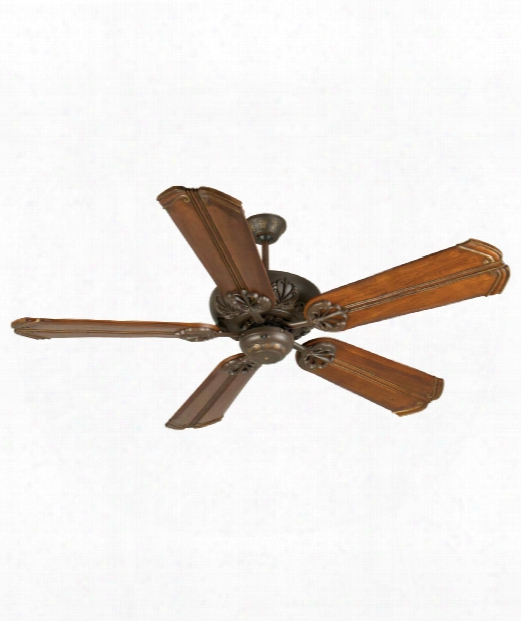 Cordova Ceiling Fan In Aged Bronze Textured