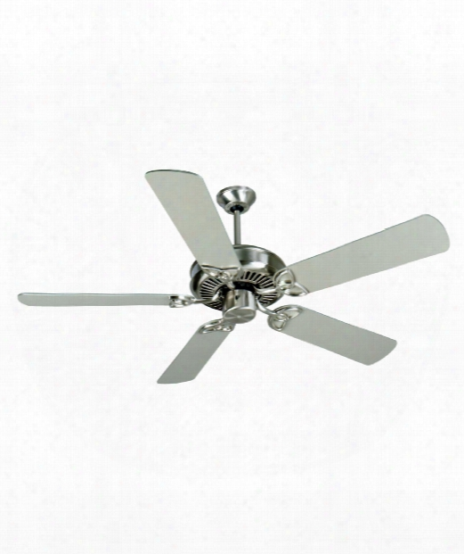 Cxl Ceiling Fan In Stainless Steel