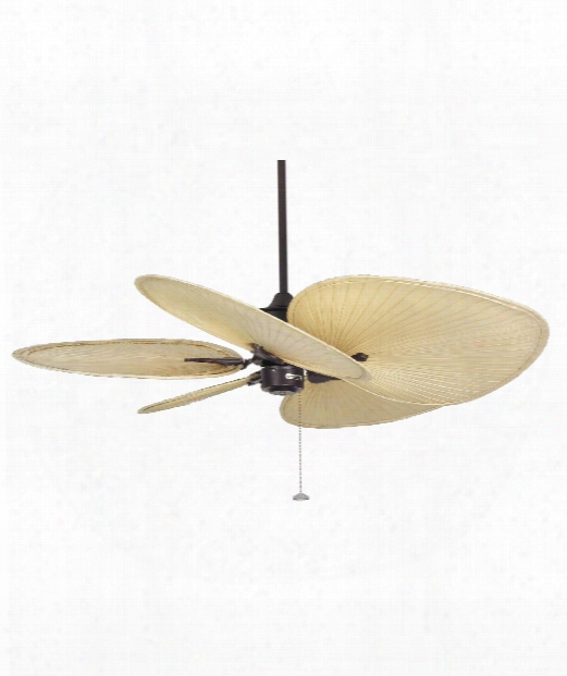 "Islander 7"" Ceiling Fan In Rust"