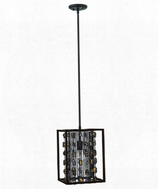 """Mercato 10"""" 1 Light Mini Pendant In Anchor Bronze"""