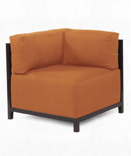 """Axis 33"""" Occasional Chair In Orange"""