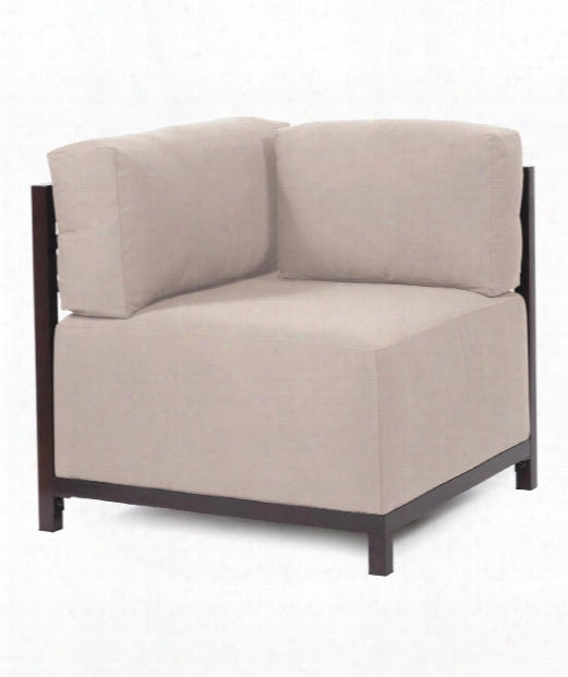 "Axis 33"" Occasional Chair In Stone"