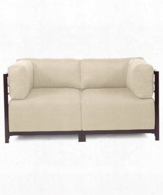 """Axis 65"""" Occasional Chair In Burlap Sand"""