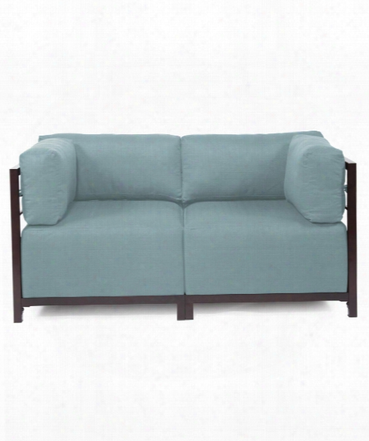 """Axis 65"""" Occasional Chair In Light Blue"""