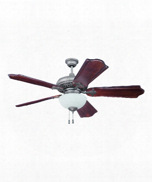 Mia 2 Light Ceiling Fan In Athenian Obol