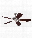 American Tradition Ceiling Fan in Stainless Steel