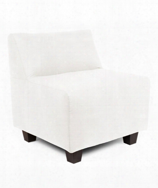 "Pod 28"" Occasional Chair In Pale"