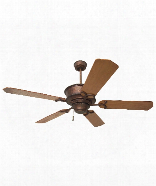"Riata 15"" Ceiling Fan In Bunrt Sienna"