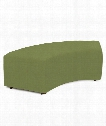 "Universal 60"" Bench in Yellow-Green"