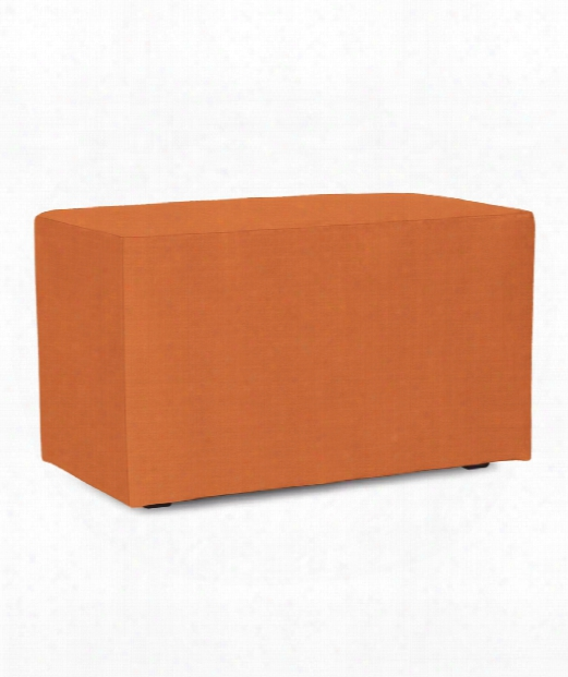 "Universal 36"" Bench In Orange"