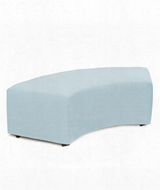 "Universal 60"" Bench In Light Blue"