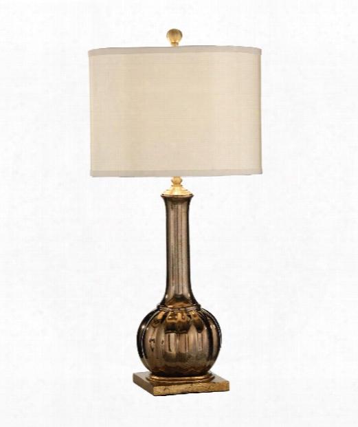 Santa Clara Wedding 1 Light Table Lamp In Metallic Copper