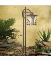 "Larkin Estate 9"" 1 Light Outdoor Pathway Light in Olde Bronze"