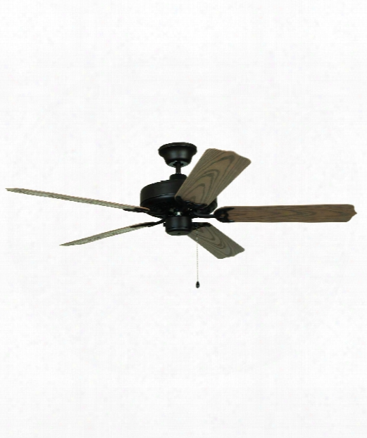 All-weather Ceiling Fan In Aged Bronze Brushed