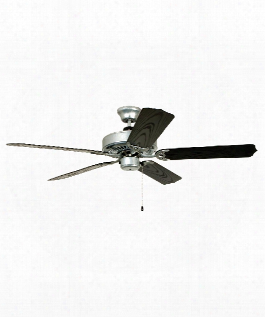 All-weather Ceiling Fan In Galvanized