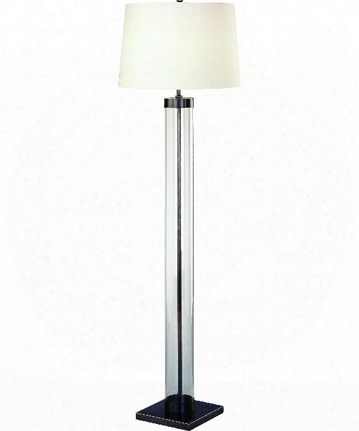 """Andre 10"""" 1 Light Floor Lamp In Bronze"""