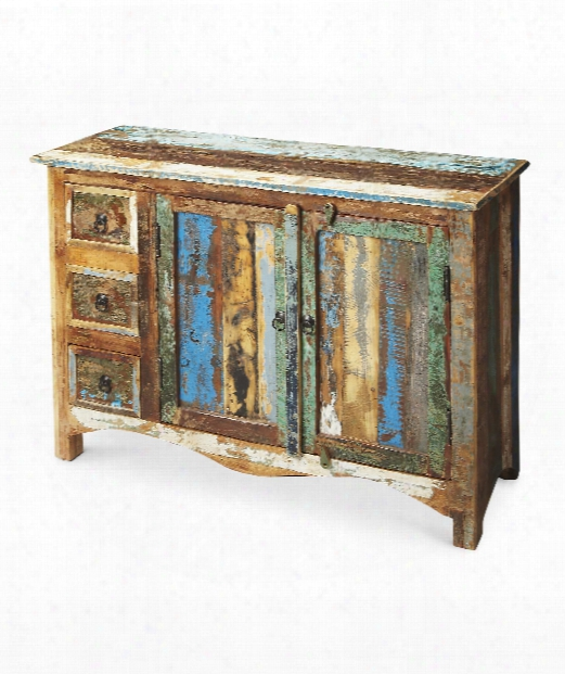 "Artifacts 44"" Drawer Chest In Assorted"