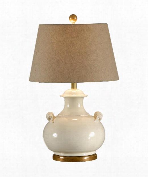 Niccolo 1 Light Table Lamp In Gardenia
