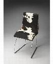 "Abilene 20"" Arm Chair in Nickel"