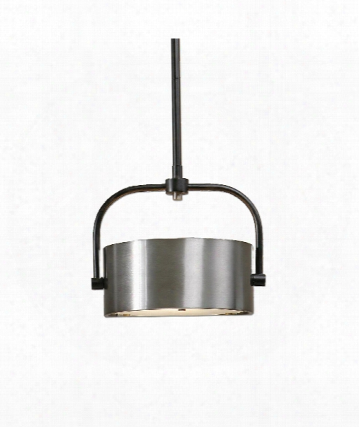 Belding 1 Light Mini Pendant In Dark Chococlate Bronze
