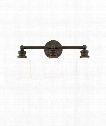 "Riverton 21"" 3 Light Bath Vanity Light in Old Bronze"