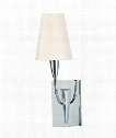 "Berkley 5"" 1 Light Wall Sconce in Polished Chrome"