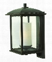 "Stanton 11"" 1 Light Outdoor Outdoor Wall Light in Oil Rubbed Bronze"