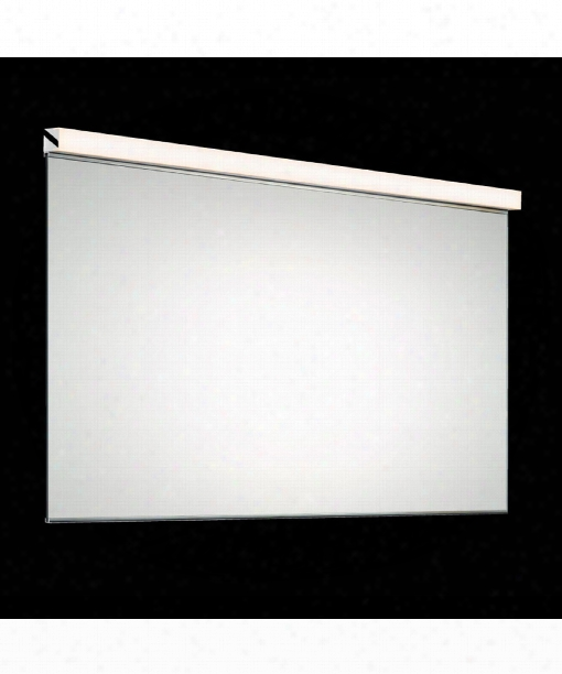 "Vanity 48"" Led 1 Light 0 Wall Mirror In Polished Chrome"