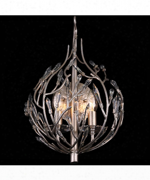 """Bask 12"""" 2 Light Wall Sconce In Gold Dust"""