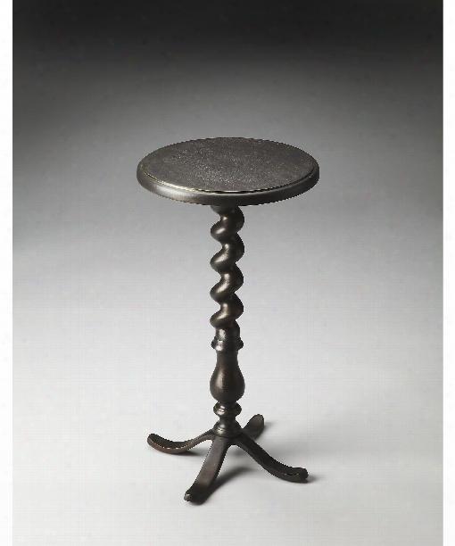"Kolmar 13"" Accent Table In Metalworks"