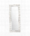 "Disco 24"" Wall Mirror in Clear"