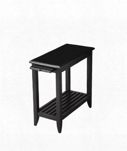 "Butler Loft 12"" End Table In Black Licorice"