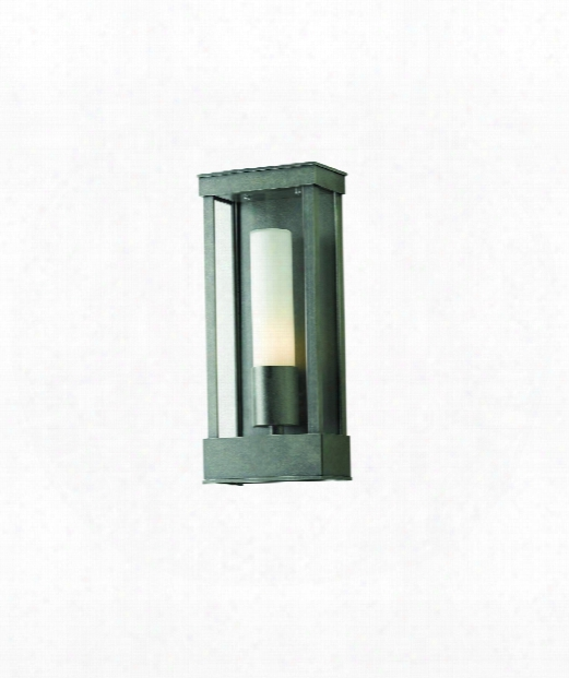 "Portico 6"" 1 Light Outdoor Outdoor Wall Light In Mahogany"