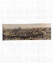 """Panorama De Paris 95"""" Painting"""