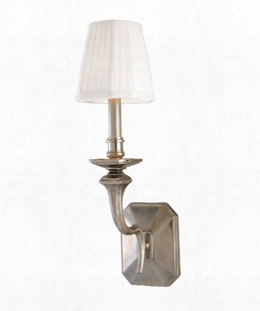 "Arlington 5"" 1 Light Wall Sconce In Old Nickel"