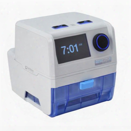 Dv64dhhpd Intellipap 2 Autoadjust Cpap System With Heated Humidifier And