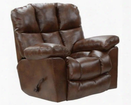 "Griffey Collection 64549-7-1215-19/3015-19 46"" Powe Lay Flat Recliner With Extra Wide Automotive Seating Tall Rounded Back Heavy Weight Padded And Valentino"