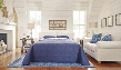 """Adderbury Collection 1440339 90"""" Queen Sofa Sleeper with Easy Pull-out Queen Mattress in Bone-Tone"""