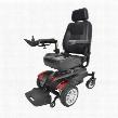 "titan22cs Titan Transportable Front Wheel Power Wheelchair Full Back Captain's Seat 22"" x"