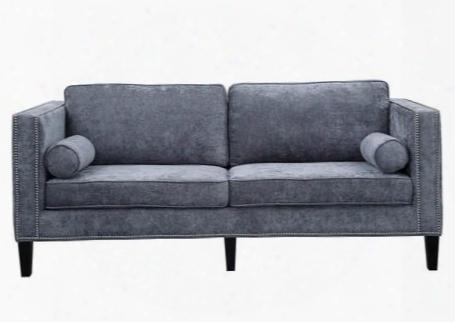 Tov-s29 Cooper Grey Velvet