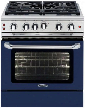 "Gscr305dn 30"" Precision Series Freestanding Gas Range With 5 Sealed Burners Power-wok Burner Moto-rotis Rotisserie Stay-cool Knobs And 3 Oven Racks In"