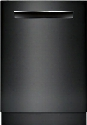 """SHP865WD6N 24"""" 500 Series Built-In Pocket Handle Dishwasher with 16 Place Settings 5 Cycles 5 Options 44 dBA Noise Level Flexible 3rd Rack RackMatic and"""