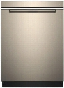 "WDTA50SAHN 24"" Energy Star Fully Integrated Dishwasher with 5 Cycles 6 Options 47 dBA Noise Level Stainless Steel"