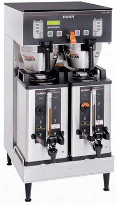33500.0000 Dual Sh Dbc Sst With Splashgard Brewwise Energy Saver Mode In Stainless