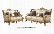 Bennito Collection 6762PCSTLKIT1 2-Piece Living Room Sets with Stationary Sofa and Loveseat in